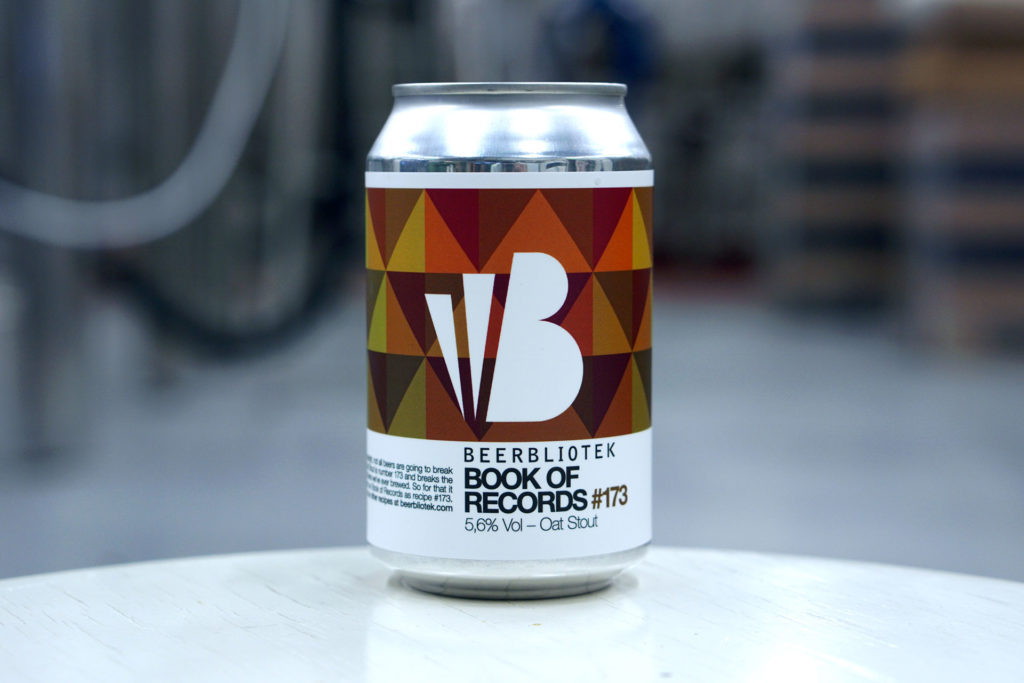 Book of Records – 5,6% Oat Stout